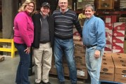 NEFF Completes Successful Thanksgiving Food Caravan