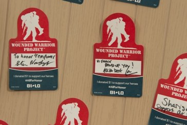 Southeastern Grocers Launches Wall Of Honor In Support Of WWP