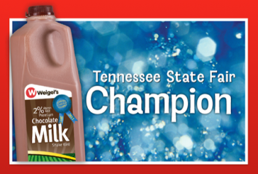 Weigel's Wins Third Tennessee State Fair Blue Ribbon For Chocolate Milk