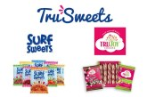 Wholesome Sweeteners Acquires TruSweets Organic Candy Company