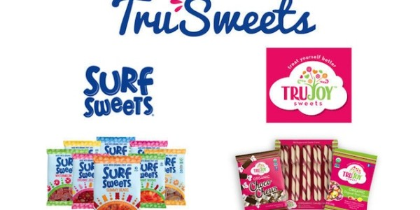 Organic candy company, TruSweets, has been acquired by Wholesome Sweeteners, Inc.(R), owner of Wholesome!(TM), the leading U.S. brand of organic, Fair Trade and Non-GMO sugars and sweeteners. Finalized on November 23, TruSweets adds its two candy brands, Surf Sweets and TruJoy Sweets to the Wholesome Sweeteners portfolio. Since 2008, TruSweets has been making organic candy that kids enjoy without the artificial ingredients that concern parents. Its recipes are made up of Non-GMO, gluten-free candy that is also free of artificial colors, flavors and corn syrup. (PRNewsFoto/Wholesome!)