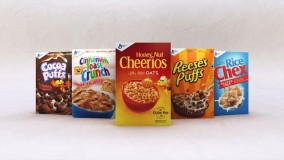 General Mills Newest additions Cocoa Puffs and Reese's Puffs join Cinnamon Toast Crunch_Honey Nut Cheerios_Rice Chex