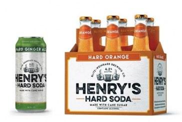 MillerCoors Rolls Out Henry's Hard Soda