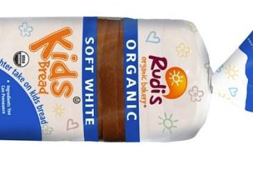 Rudi's Organic Bakery Launches Organic Kids Bread
