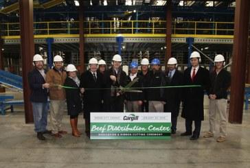 Cargill Opens New Boxed Beef DC At Kansas Facility