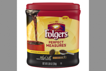 Indianapolis Among Few Markets Where New Folgers Product Available