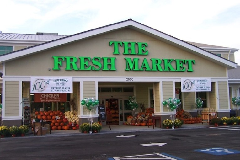 The Fresh Market exterior