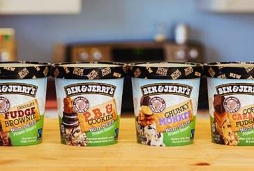 Ben & Jerry's Rolls Out Vegan Ice Cream