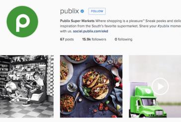 Publix Expands Social Media Presence