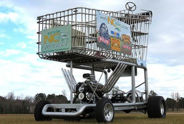 Got To Be NC Big Cart Helping Highlight Piggly Wiggly's 100th Anniversary