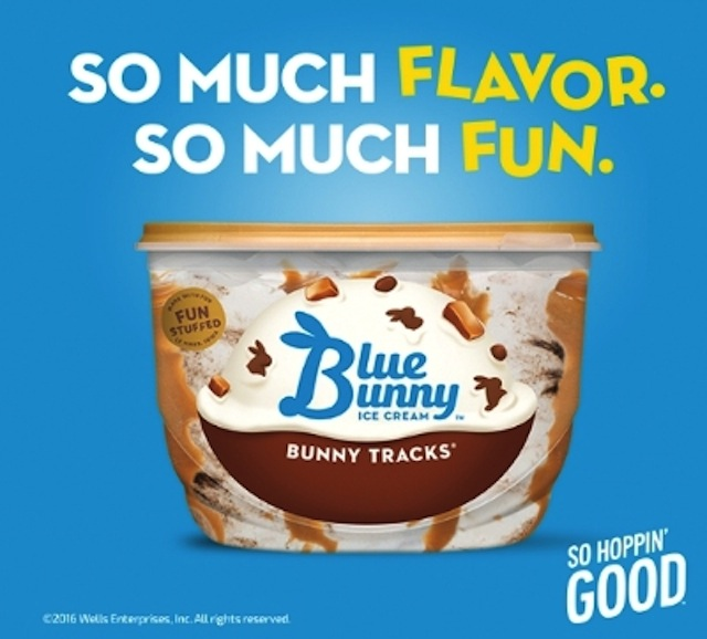 Blue Bunny Relaunches Brand