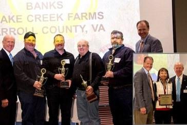 Food City Presents Wayne Scott Memorial Grower Of The Year Award