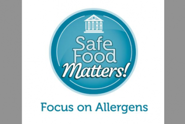 IDDBA Kicks Off 'Safe Food Matters!' Campaign Focused On Food Allergens
