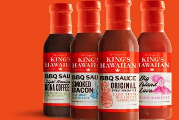 King's Hawaiian Introduces Line Of BBQ Sauces
