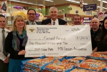 Post Consumer Brands Earns MGA's Silver Plate Award, $1K For Food Bank