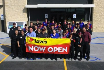 Love's Travel Stops Opens Four New Stores On Same Day