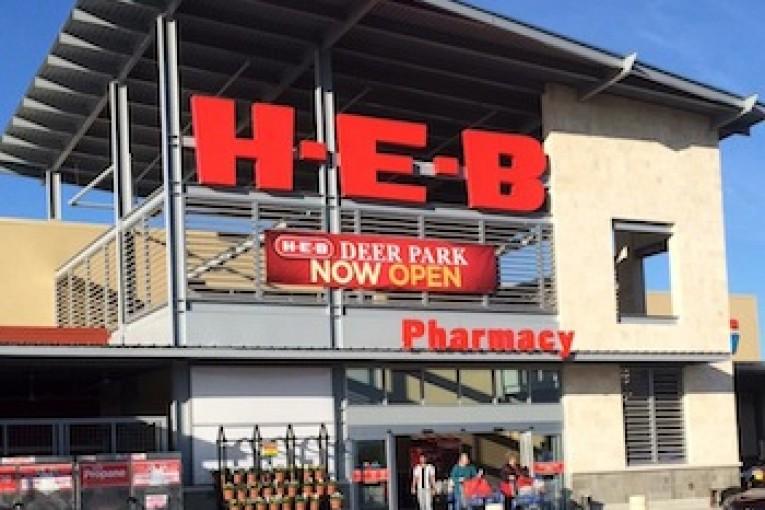H-E-B Deer Park opened in La Porte on Nov. 11.