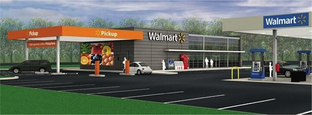 Walmarts New Huntsville Store Will Feature Fuel Station Online