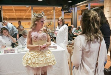 Pastry Team At Dorothy Lane Market Unveils Chocolate Dress