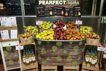 Pear Bureau Announces Retail Display Contest Winners