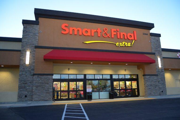 Smart & Final Extra! in Rancho Cordova, California.