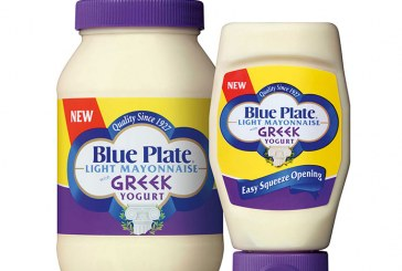 Blue Plate Introduces Category First: Mayonnaise Made With Greek Yogurt