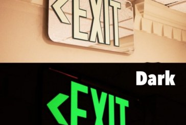 Kroger, MN8 And CABVI Partner To Install New Exit Signs