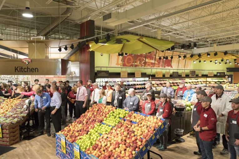 Hannaford Inside