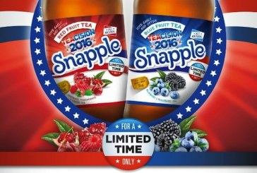 Snapple Announces Its Patriotic Summer Plans