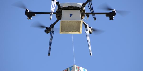 C-Store 7-Eleven dronesfw