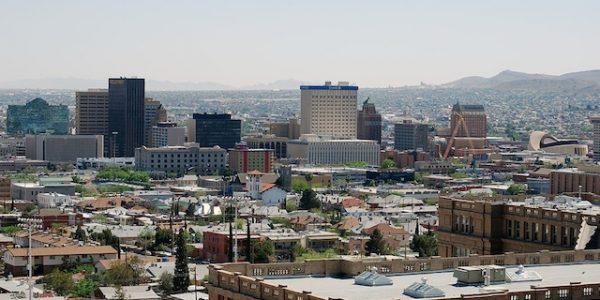 El Paso skyline