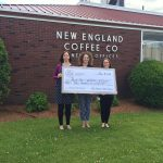 New England Coffee Raises More Than $33K For Two Groups, And More…