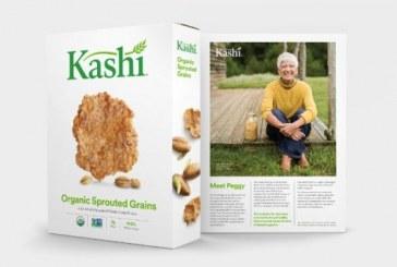 Kashi Unveils Refreshed, 'Cleaner' Brand Identity