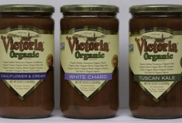 Victoria Debuts Three New Organic Sauces At Florida Whole Foods