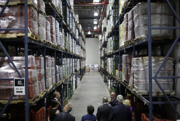 Krinos Foods Invests In a New Facility In The Bronx, N.Y.