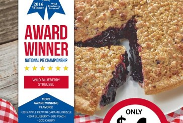 Southeastern Grocers Wins 1st Place At 2016 National Pie Championships