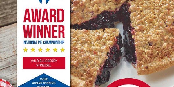 WD - Award Winning Pie