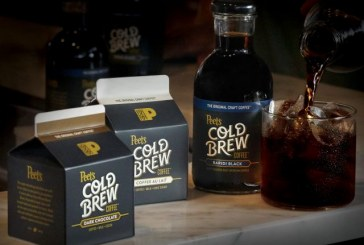 Peet's Coffee Unveils Ready-To-Drink Cold Brew Line
