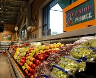Grand Opening Of Giant Eagle Market District Express In Bexley, Ohio