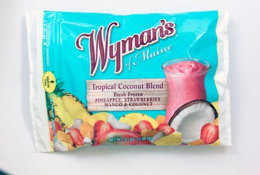 Wyman's Of Maine Releases First-Of-Its-Kind Tropical Coconut Blend