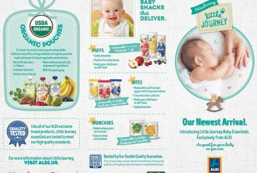 New Line Of Baby Products Hitting Aldi Shelves