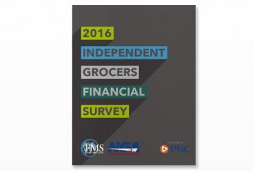 2016 Independent Grocers Financial Survey: Same-Store Sales Increase 2.1 Percent