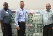 Brookshire Grocery Co. Donates Second Truckload Of Water To South Louisiana
