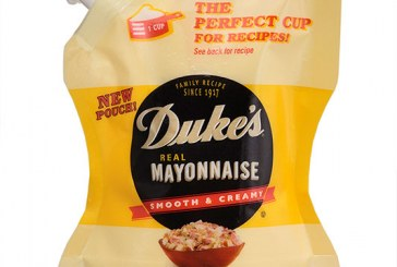 Duke's Mayonnaise Now Available In Standup Pouch