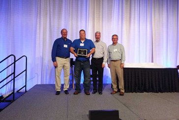 Cox, Ritchie Recognized By Laurel Grocery With Retailer Of The Year Honors