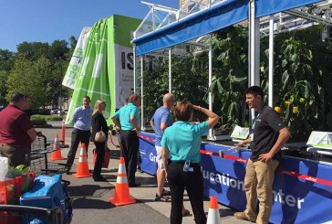 NatureFresh Mobile Greenhouse Educates Consumers About Their Produce