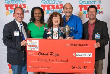 Winners Of H-E-B's Quest For Texas Best Contest Revealed