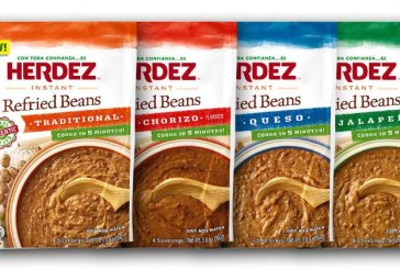 Idahoan Foods, Herdez Brand Introduce Instant Refried Beans In Packets