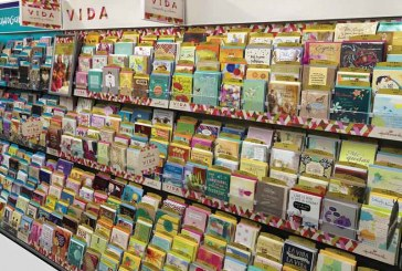 Greeting Cards In The Grocery Cart?