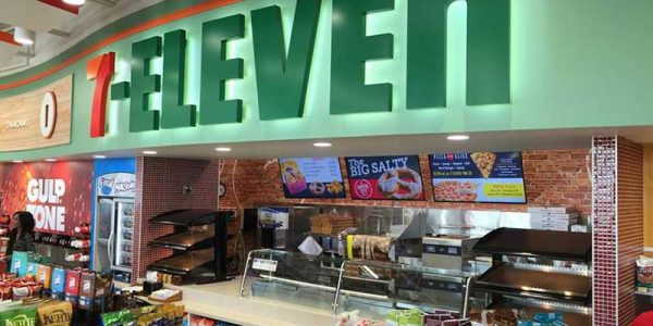 The 7-Eleven store at 7 North Telephone Road in Moore, Oklahoma, is among those featuring a kitchen and other upgrades. It was destroyed in the May 2013 tornado in Moore and reopened in February of this year.